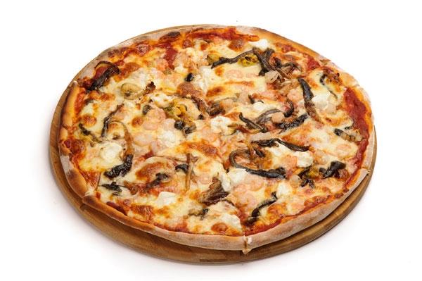 Пицца «На том берегу»