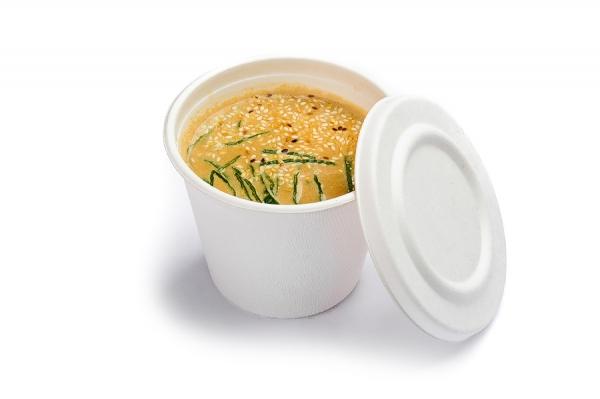 Мисо суп с креветками