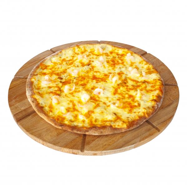 Пицца «Сливочная креветка»