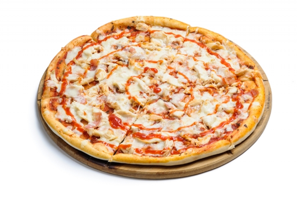 Пицца «Цыпленок Барбекю»